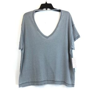 NWT Free People We a The Free All Mine Tee